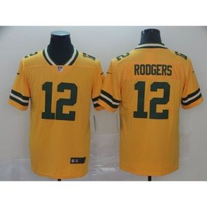 Other - Green Bay Packers Aaron Rodgers Jersey (6)